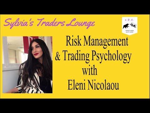 Risk Management & Trading Psychology with Eleni Nicolaou