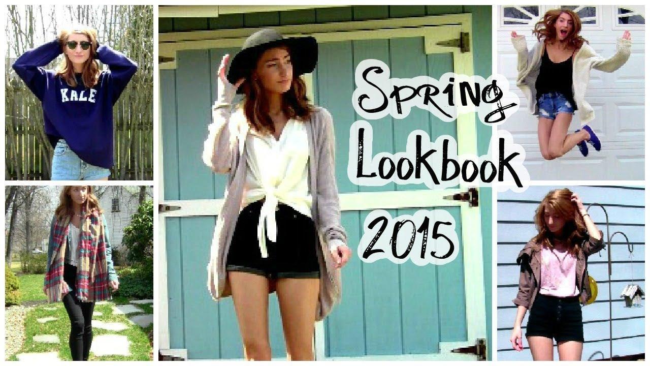 [VIDEO] - Spring Lookbook   2015 (REUPLOAD) 2