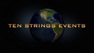 Ten Strings Events - Where Two or Three are Gathered
