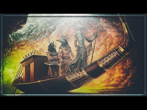 Mısır Mitolojisi | Ra'nın Yeraltı Dünyasına Yolculuğu
