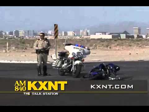 AM 840 KXNT Is News TV Commercial 2007 (KXNT Las Vegas)