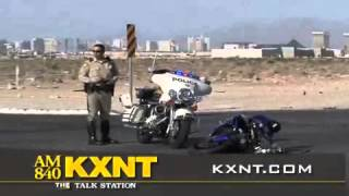 AM 840 KXNT Las Vegas Commercial 2007