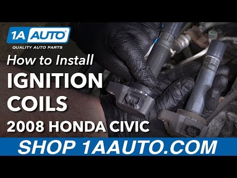 Honda Civic 2007 IDLE Problems Repair Troubleshooting | FunnyCat TV