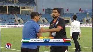 Highlights | Trận khai màn kịch tính U23 Uzbekistan - U23 Oman tại Cúp Tứ Hùng 2018 | VFF Channel
