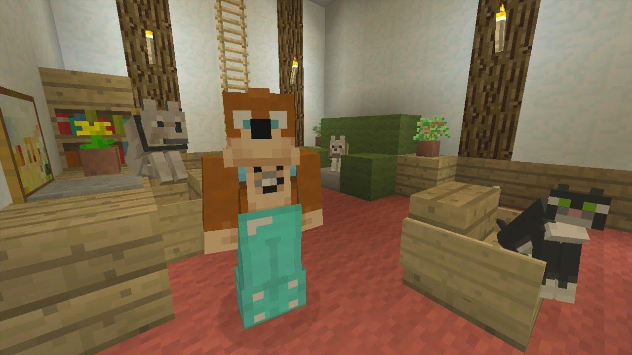 Minecraft Xbox Harrisons Hangout 205 YouTube