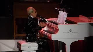 Lady Gaga - Bad Romance (acustic version) - Las Vegas Residency february 3, 2019