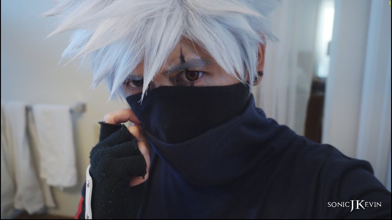 Hair Style Videos Youtube: Kakashi Hairstyle Tutorial