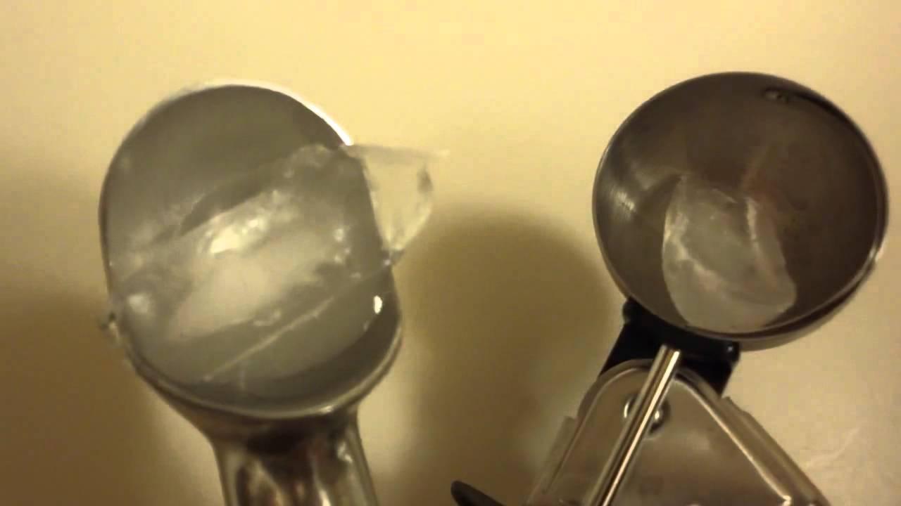 Cucharas para helado zeroll youtube - Cuchara para helado ...