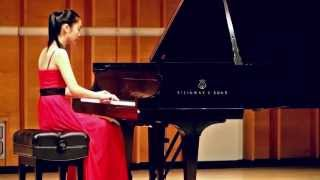 Tiffany Poon plays Haydn Sonata No.38 in F Major, Hob XVI:23