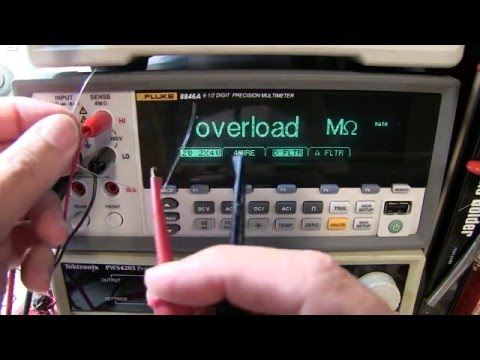 #237: 4 Wire Resistance Measurement | Kelvin connection