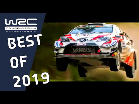 Best Of WRC Action 2019 🚗💨