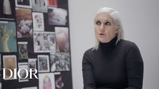 Maria Grazia Chiuri's Interview - Dior Spring-Summer 2020 Collection