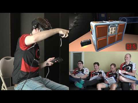 compLexity Plays HTC Vive - Keep Talking and Nobody Explodes