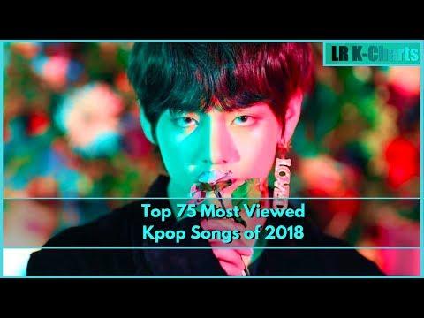 Top 75 Most Viewed Kpop Songs of 2018 (May Week 2)