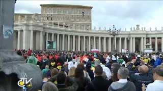 Pope Francis Prayer for the Victims of Typhoon Yolanda in Philippines - Sunday, 10 November 2013