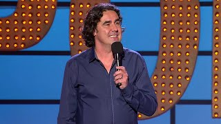 Mickey Flanagan on Thomas the Tank Engine - Live at the Apollo - Series 6 - BBC Comedy Greats