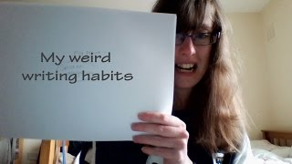weird writing Blank these creative writing prompts will kick your muse into high gear so you can start writing again be creative and have fun though it is kind of weird.