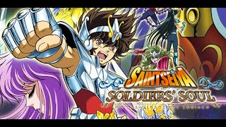 Saint Seiya Soldiers  Soul - PS3 PS4 Steam - Camus Gameplay (English)