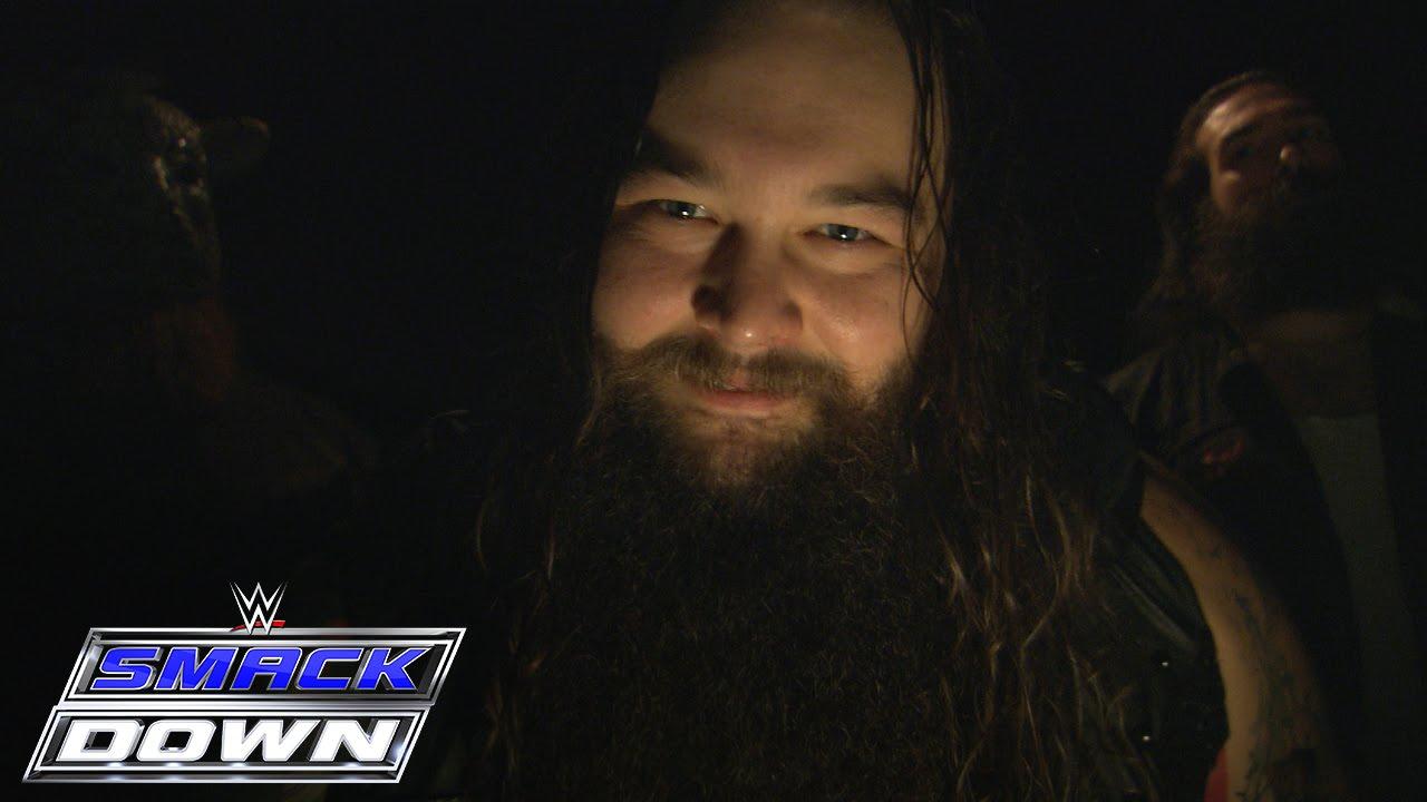 Bray Wyatt sets his sights on Brock Lesnar at WWE Roadblock: SmackDown, March 3, 2016