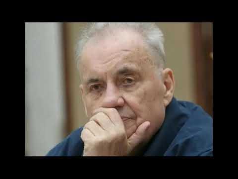 Стихотворение Эльдара Рязанова-У памяти моей плохое свойство/Poem By Eldar Ryazanov-My Memory
