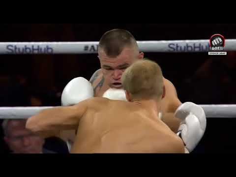 Виктор Поляков - Штефан Хертель. HD / Polyakov vs. Hertel