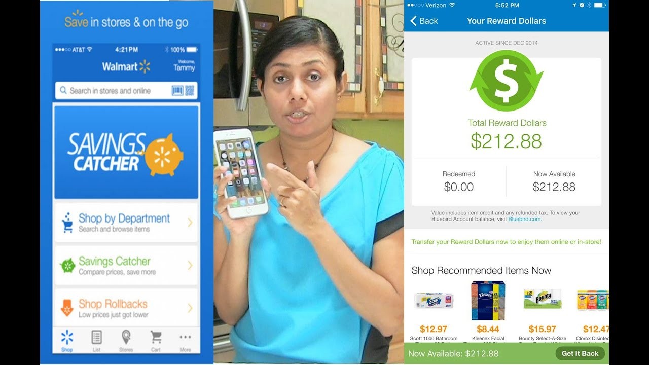 """Walmart has billed itself as the low-price leader, and they are usually hard to beat but they don't always have the lowest prices. Using the Walmart app is a great way to """"catch"""" them when they don't. The Walmart app's Savings Catcher is, essentially, a price matching tool."""