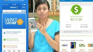 Crazy for Cash Rewards | Walmart Money Savings Catcher App