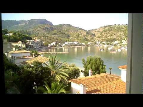 Port de Sóller Mallorca Hotel Eden 2012-8 VID02422.AVI
