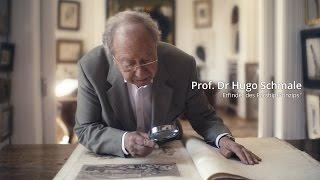 Prof. Dr. Hugo Schmale erklärt das Parship-Prinzip®