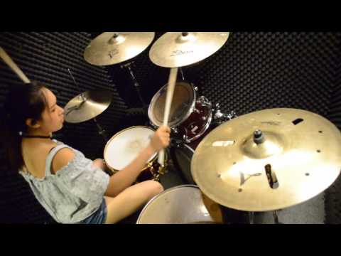 Foo Fighters : Run  - drum cover
