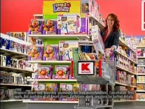 Kmart Xmas Commercial 2010