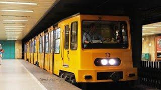 世界で唯一!ブダペストの世界遺産 地下鉄 / World Heritage Budapest Metro