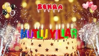 Doğum günün kutlu olsun ZEHRA, İyi ki doğdun Mutlu Yıllar Sana, İsme Özel Doğum Günü Şarkısı