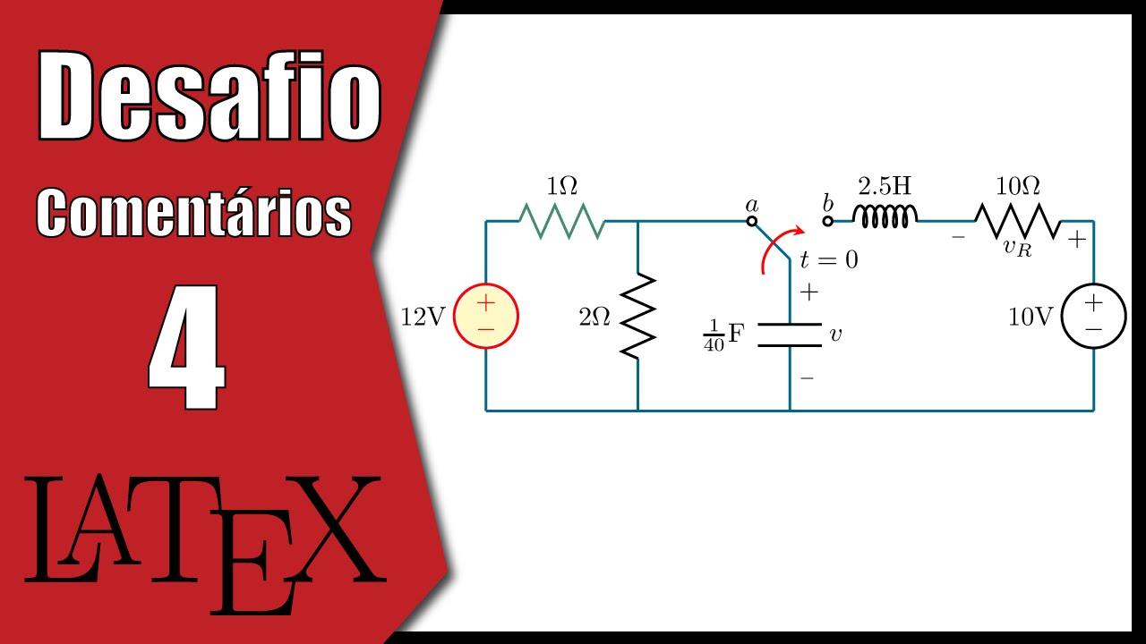 Desafio em tikz latex circuitos tutorial youtube desafio em tikz latex circuitos tutorial ccuart Images