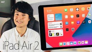 El iPad Air 2 marca un récord histórico al subir a iPadOS 14