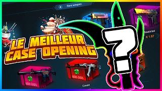 MON MEILLEUR CASE OPENING ! (CS:GO Lucky Case) #1