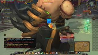 WoW Legion: 7.3.2 Paladin Tank Black Rook Hold Normal