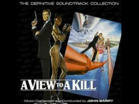 A View To A Kill Soundtrack OST Butterfly Act