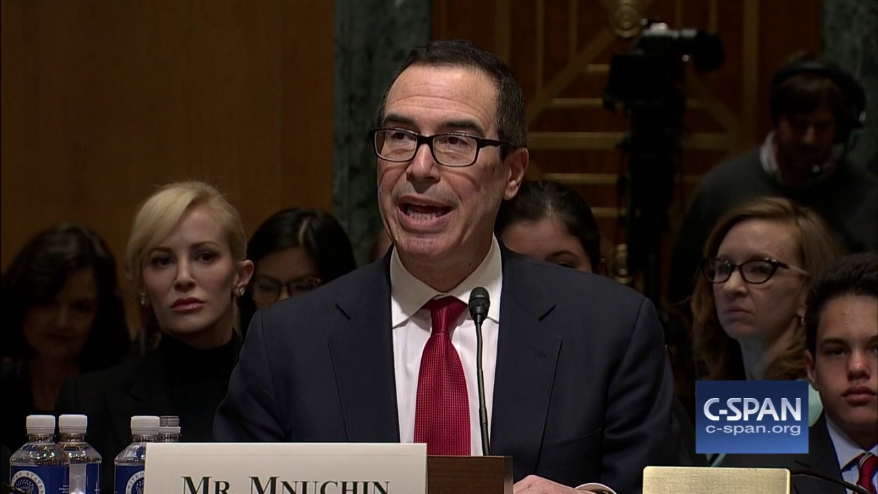 Image result for photos TREASURY SEC. MNUCHIN