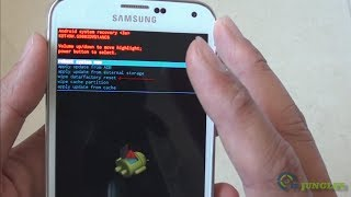 Samsung Galaxy S5: How to Hard Reset With Hardware Keys