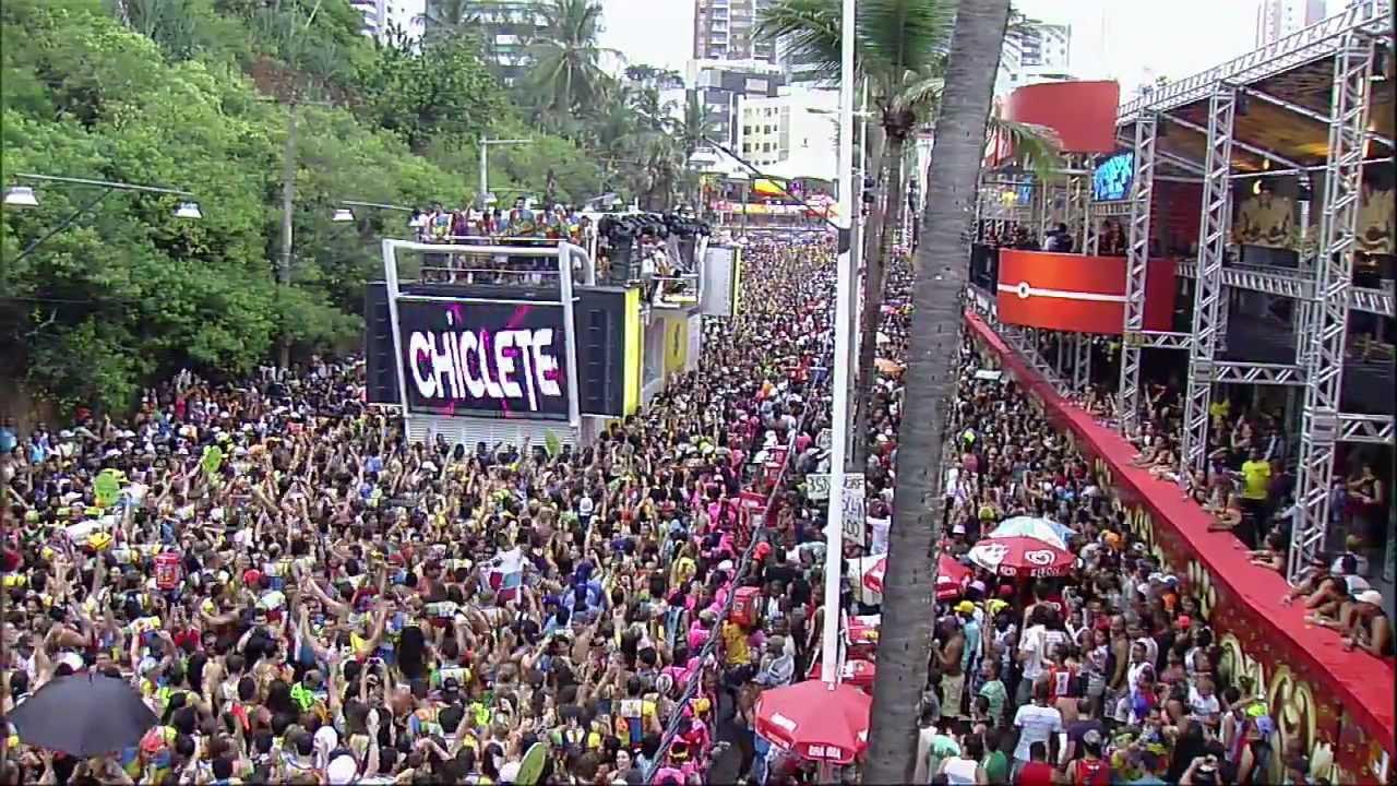 chiclete com banana 2012 carnaval