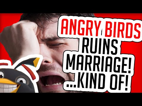 r/Talesfromtechsupport ANGRY BIRDS RUINS MARRIAGE! (Tales from Tech Support)