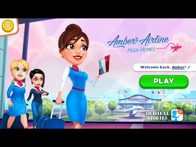 Amber's airlines high hope ✈️ level 46