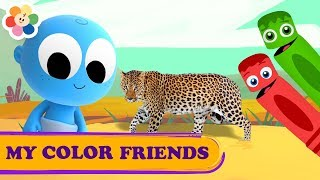 My Color Friends Collection | Color Crew & Goo Goo | New Fun Educational Videos | Baby First TV