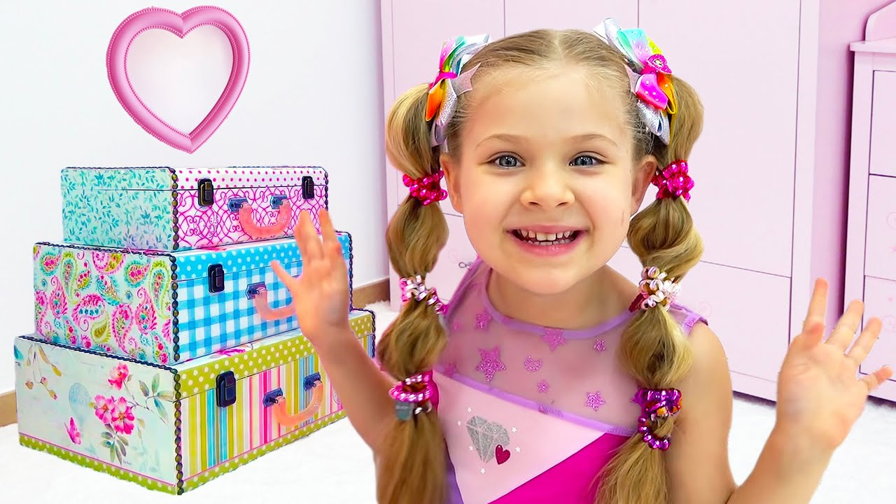 ダイアナとプリンセス・パーティの物語 おもちゃや人形 Love, Diana