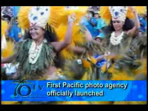 First Pacific photo agency officially launched