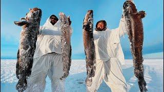 ТОП МОНСТРЫ ВЗРЫВАЮТ УДОЧКИ Такой рыбалки вы еще не видели НАШ ПОБЕДНЫЙ ПОСЛЕДНИЙ ЛЕД 4K