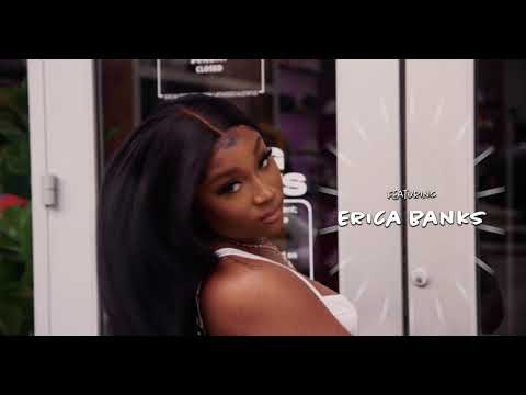 D Kist - Anytime ft. Erica Banks (Official Music Video)