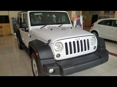 In Depth Tour Jeep Wrangler Sport 4 Door - Indonesia