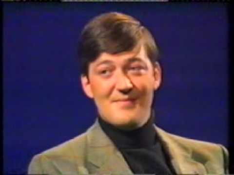 Clive James interviews Stephen Fry (Part 1 of 2)